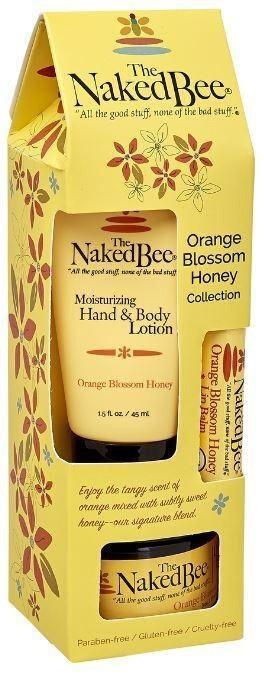 NAKED BEE - Orange Blossom & Honey Gift Set