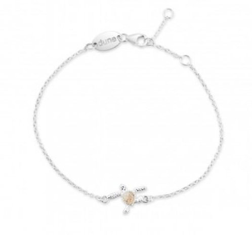DUNE JEWELRY - Delicate Dune Turtle Bracelet