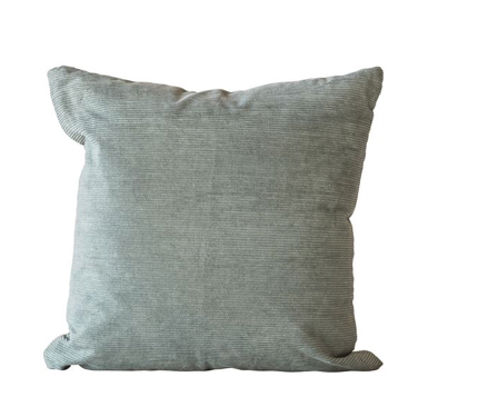 Corduroy Pillow - Mint