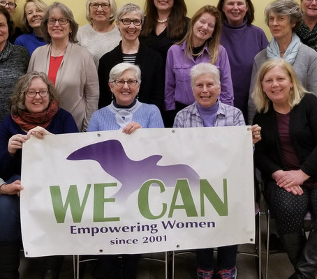 WE CAN Celebrates 20 Years of Meeting Women's Needs in Critical Times