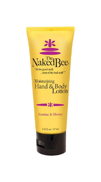 NAKED BEE - Jasmine Lotion 2.25 oz.