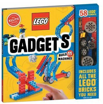 KLUTZ - KIT LEGO GADGETS