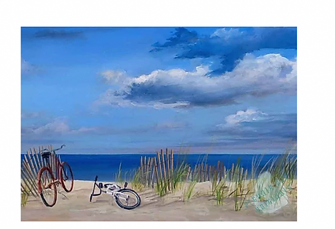 Canvas Beach Bikes