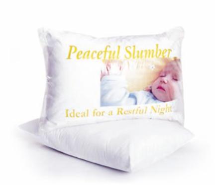 Peaceful Slumber Pillow