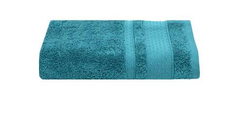 Celeste Bath Towel - Peacock