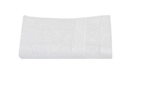 Celeste Wash Towel - White