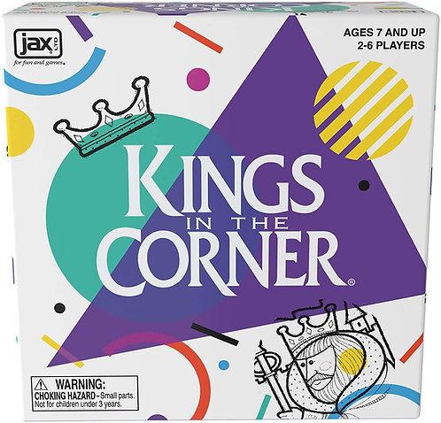 GAME KINGS CORNER