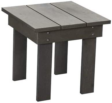 Ashley Furniture Leigh Country Grey Side Table