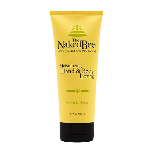 NAKED BEE - Citron & Honey Body Lotion 6.7 oz.