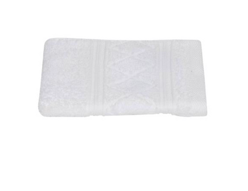 Radiance Wash Towel - White