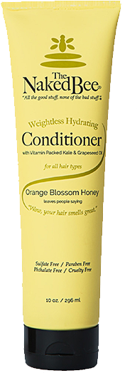 NAKED BEE - Orange Honey Blossom Conditioner
