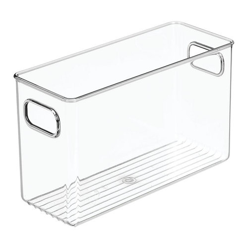 CLEAR BATH BINZ  10X 4 X 6