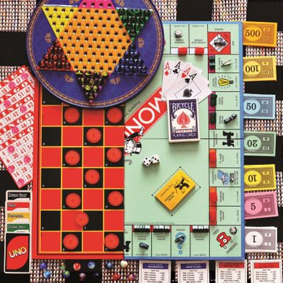 PUZZLE 500 BOARD GAMES
