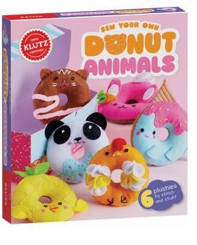 KLUTZ - MAKE DONUT ANIMALS