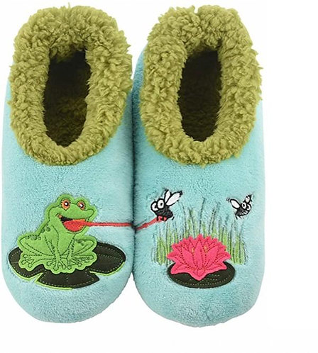 SNOOZIE - Women's Frogs & Lilies