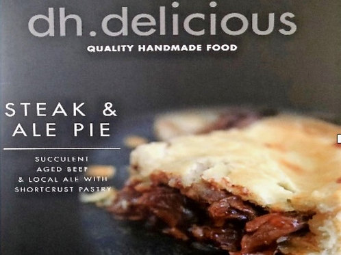 Family Steak & Ale Pie