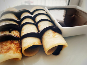 [5th contest] Eva's Crepes - Vegan Dark Chocolate Sauce