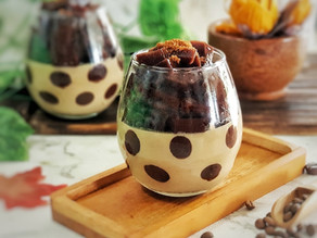 [5th contest] Coffee Choco Dessert