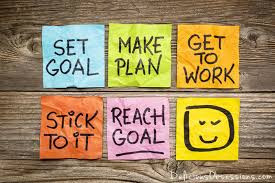 GOAL SETTING--WHAT'S YOURS?