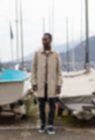 Manteau et Veste Aspesi, Tee Shirt Our Legacy, Jean Apc, Baskets Common Projects