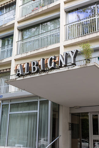 Immeuble Albigny à Annecy