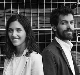 Aldo Acchiardi et Guilia Acchardi créateur de la marque Harris Wharf London