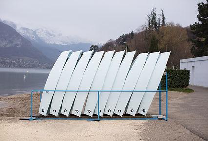Printemps Eté 18 Photographiée par Julien Petry à l'Aviron Cercle Nautique Annecy