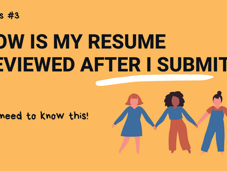 FAQs: How is my resume reviewed after I submit it?