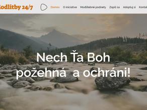 O webovej stránke