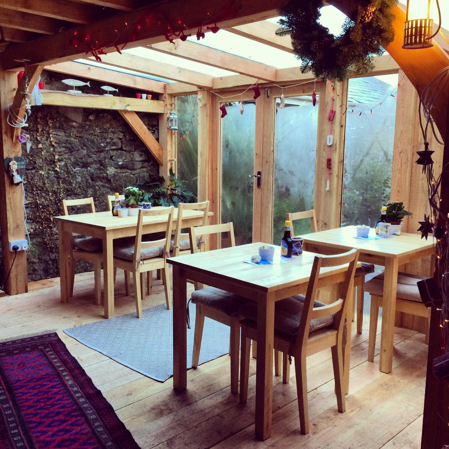 Our Garden Room