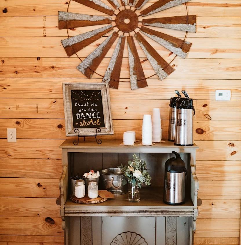 Coffee Bar- Cait Carr Photography