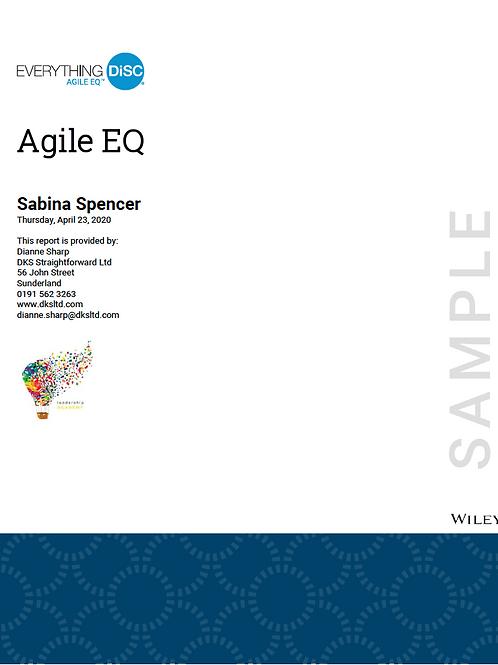 Everything DiSC©  Agile EQ Profile