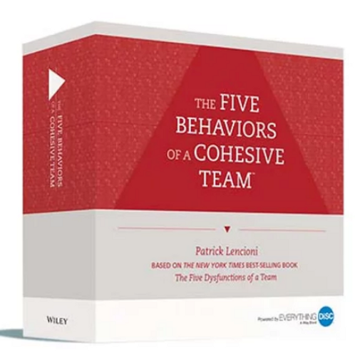 5 behaviours© Facilation Kit