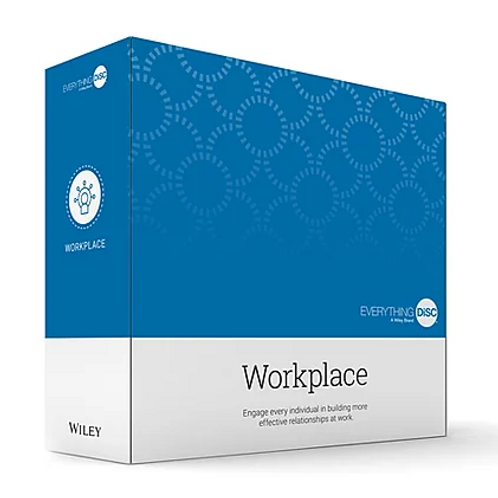 Everything DiSC© Workplace Facilitation Kit