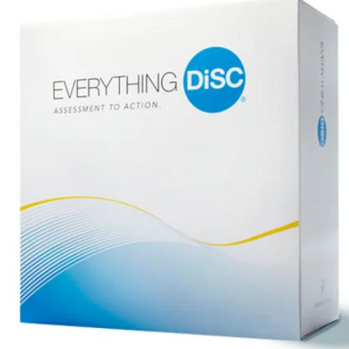 Everything DiSC© work of leaders facilitation kit