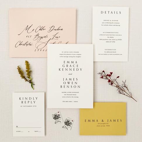 Vendor Spotlight | Tiger Lily Invitations