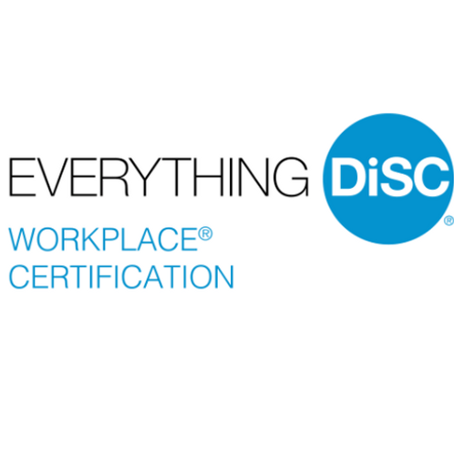 Everything DiSC©  Workplace Certified Facilitator