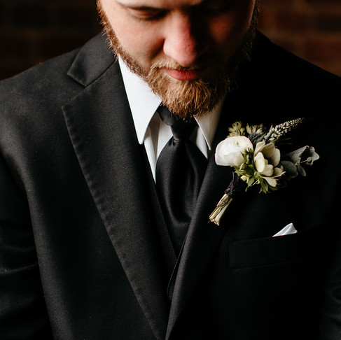 The Groom's Top 5 Floral Expenses