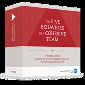 5 Behaviours© Team Development Profile