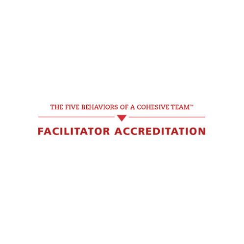 5 behaviours© facilitator accreditation