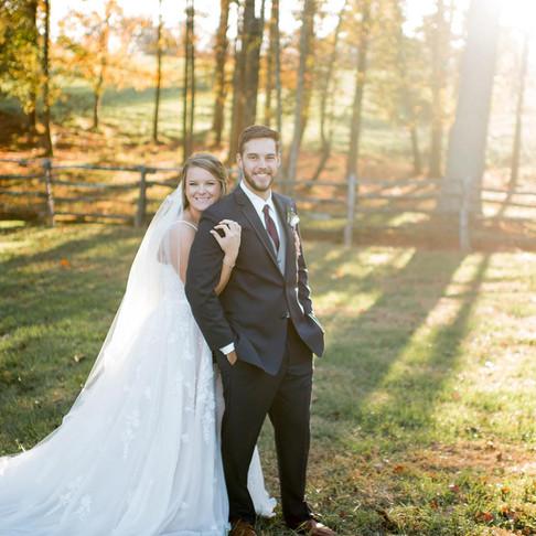 Ashleigh + Dustin Burns | Lookbook
