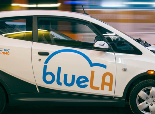 Blink Charging Acquires BlueLA