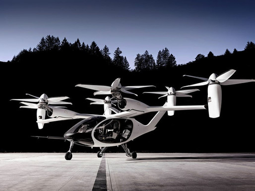 eVTOL - The Future of Air Mobility