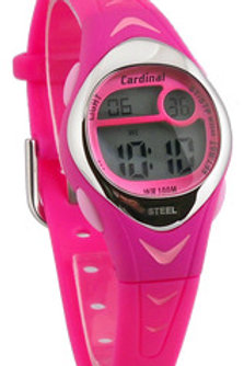 Digital nitelite watch