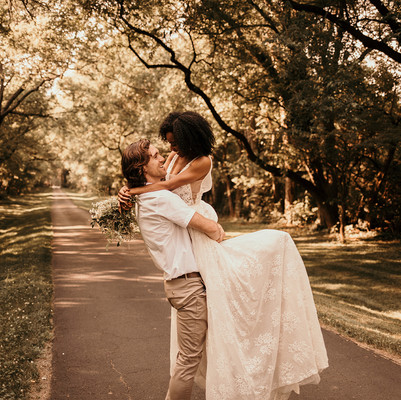 Wedding Editorial by Summer Simmons