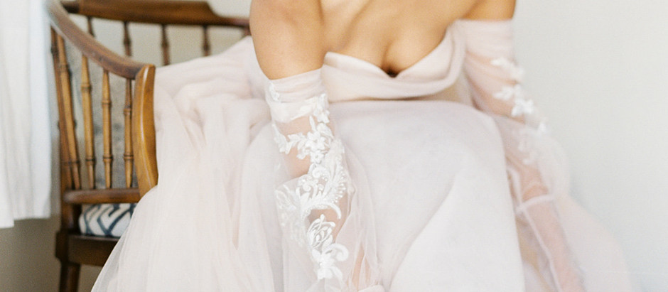 Bridal Editorial at Lairmont Manor