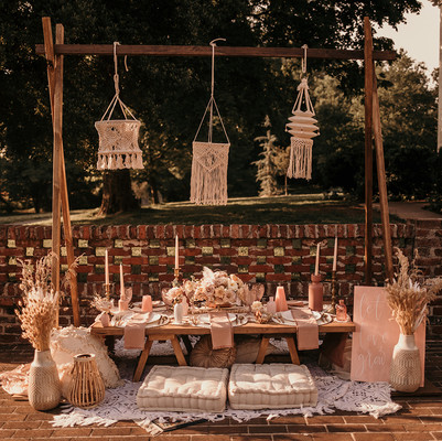 Styled Shoot at Maple Grove Estate by Summer Simmons