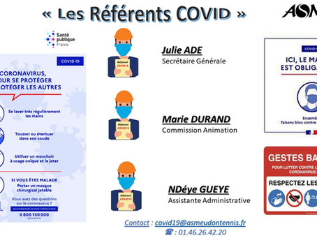 REFERENTS COVID-19