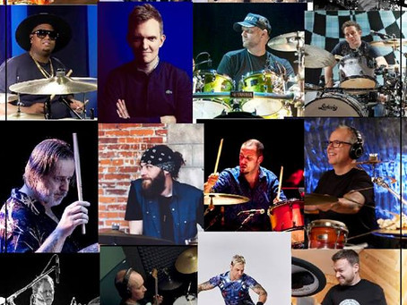 PERFORMING AT THE INTERNATIONAL DRUM FESTIVAL OF RALPH ANGELILLO IN QUEBEC ON OCT. 20, 2018!