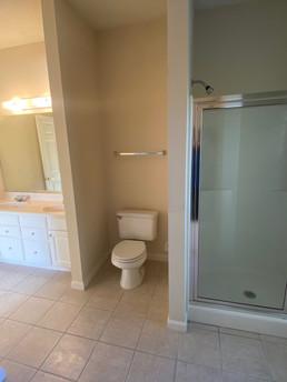 The Ascot Master Bathroom